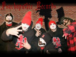 Psychopathic Records II by XRayTheClown