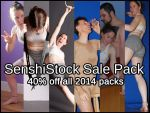 SenshiStock.com 2014 Sale Pack - Now Available! by SenshiStock