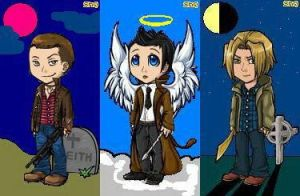 Team Free Will by KanaGo