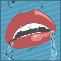 Poetry Lips by Trudooms