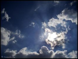 ~ Clouds ~ by soumya-digi