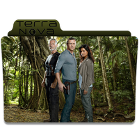 Terra Nova-TV Series by Alchemist10