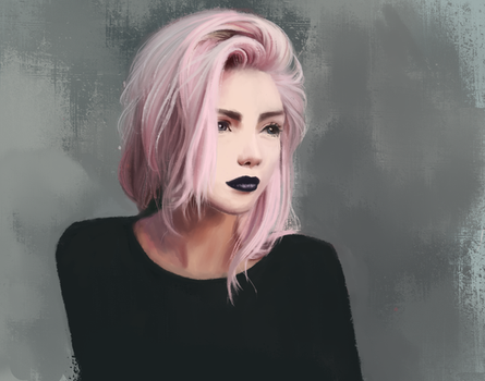 Pink by aliccce92