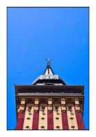 Town Hall Tower by bhorwat