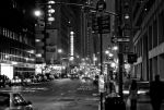 New York At Night by br53199