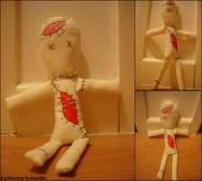 Voodoo Plushie by Covet-17