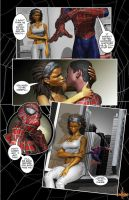The Retelling of Amazing Spider-Man #300 Page 6 by LittleShaolin