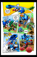 Re-Color: STH 191 Pg 11 :Version 2: by Ziggyfin