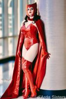 Scarlet Witch by dArdaSisters