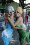 Periwinkle and Tinker Bell by elichan92