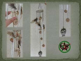 Alchemy Wind chime by CiceroVanStain
