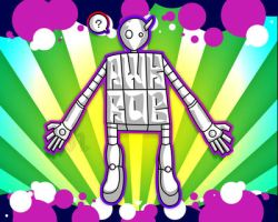 AwkwardRobot Vector by jhasson
