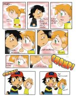 Ash Ketchum...Man of Love by See-Car-Run