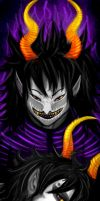 Grand Highblood Gamzee by Nobodyendless