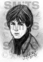 Old Art: Beatle Paul by Smitkins