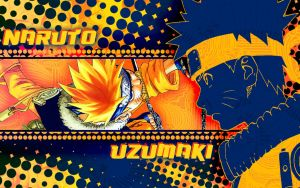 Naruto Uzumaki WP by Hallucination-Walker