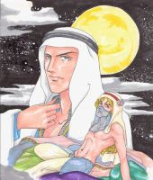 Eroica Arabian Nights by lshikawaGoemon