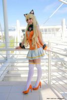 SeeU (=^w^=) by Saru-Cosplay
