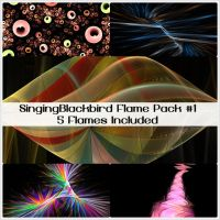 Apophysis Flame Pack by barefootphotos