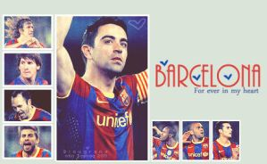 Just for BARCELON by w6n3oshaq