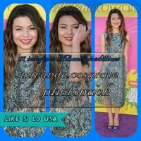 Photopack De Miranda Cosgrove By:antonioedittions by arianatoredittions