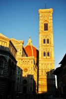 Late light on the Duomo by wildplaces