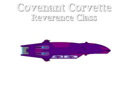 Covenant Corvette - Reverence Class by Seeras