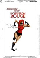 Chaperon Rouge running by Sebs-DA