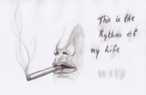 Rythm of my life by Paakil