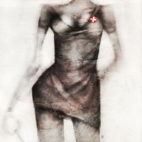 Silent Hill Nurse by TheNewestRedRanger