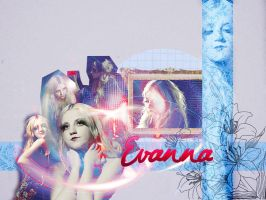 +Evanna: Wallpaper by CashmereSnow