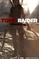 TOMB RAIDER: a survivor is bor by doppeL-zgz