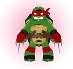 Raphael -Cool but Rude by AlimusPrime