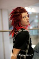Axel ID by lunaecIipse