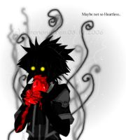 Anti Sora - Not So Heartless by shirononekojin