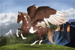 Sold Asgardian A017 by Summerlandhillstable