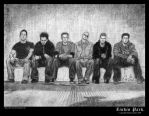 Linkin Park- A Band. by slvr-eyes