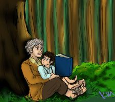 I'm Not Like You, Bilbo by Kcie-Aiko