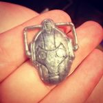 New Cybermen Resin Charms by MeeganUrufu