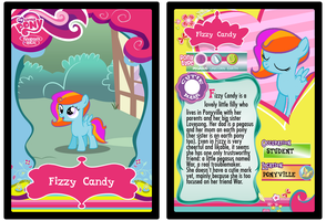 Fizzy Candy trading card by Shokka-chan