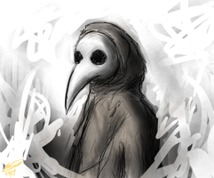 Plague Doctor by Twisted4000