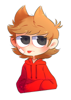 Commission || Eddsworld - Tord by SachikoChii