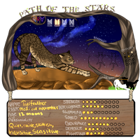 | Tigerfeather | 12 moons | Ravineclan | Med. App. by zepIyn