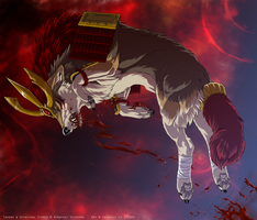 Fatal howl by Grypwolf