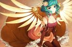 Steampunk Wings by zetallis