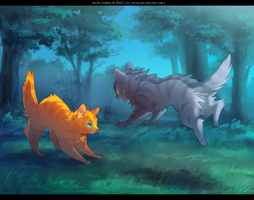 into the wild by Xin-tetsu