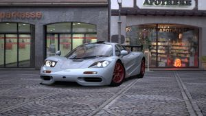 Mc Laren Bespoke Project GT5 by angelneo107