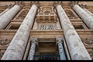The Popes Balcony  104-12m by mym8rick