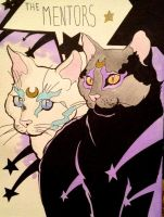 SMPP Luna and Artemis by BradenLock