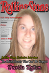 Portia Rohm on the Cover of Rolling Stone Magazine by JanetAteHer